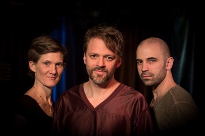 Petter Bergander Trio live