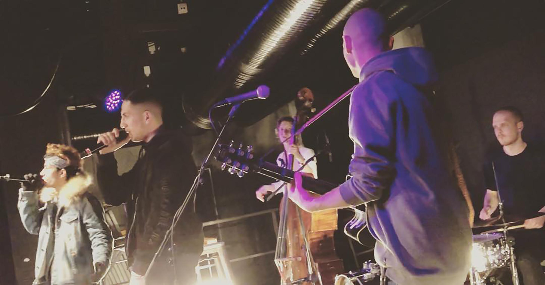 Kalla mig kompis_Projektet Fri feat. Pouya Amiry & Baktiar_P4N 2018_foto2_P4 Göteborg
