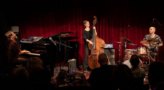 Petter Bergander Trio, Record Release Concert at Fasching, Stockholm